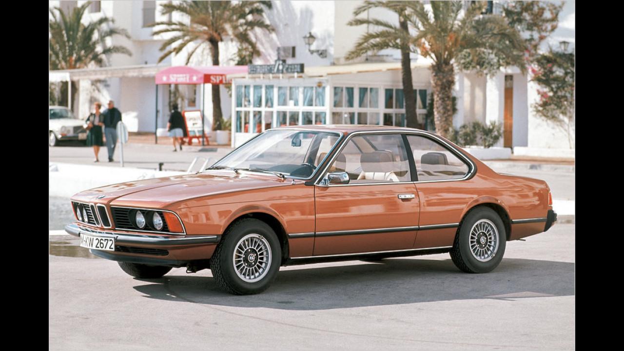 11. März 1976: Das 6er Coupé wird vorgestellt