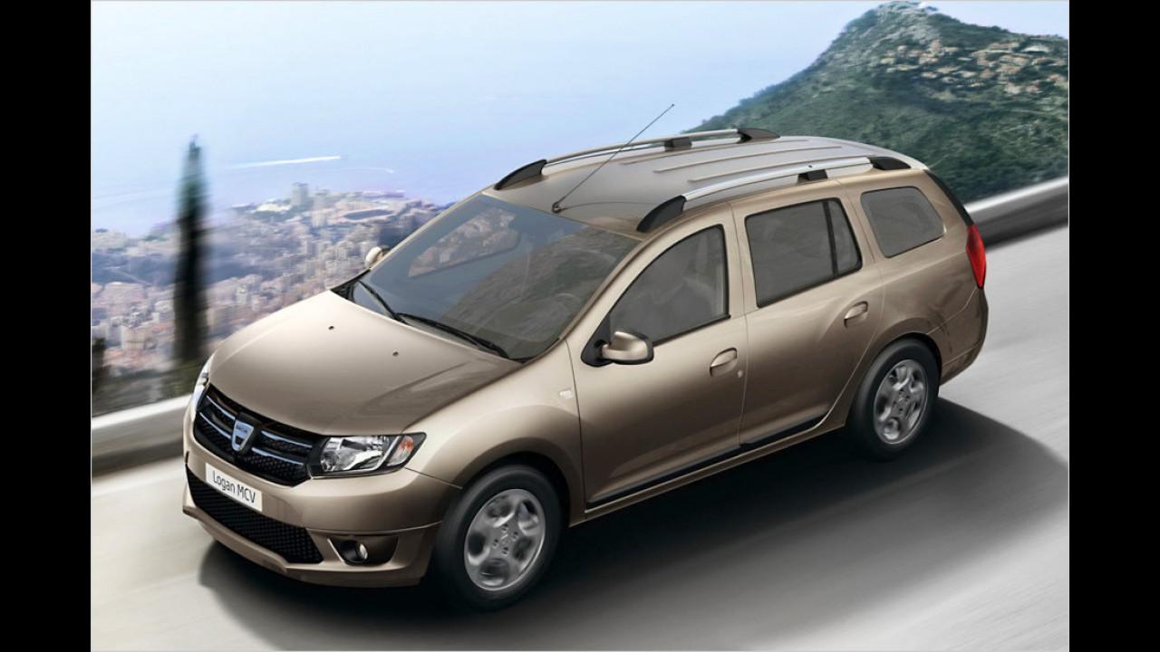 Dacia Logan MCV 1.2 16V 75