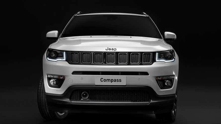 Jeep Cherokee and Compass S