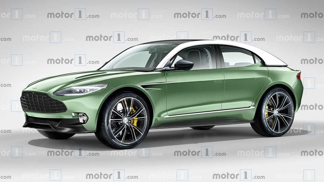 3.- Aston Martin Varekai 2020