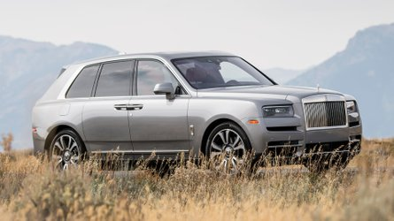 Rolls-Royce can't keep up with Cullinan demand