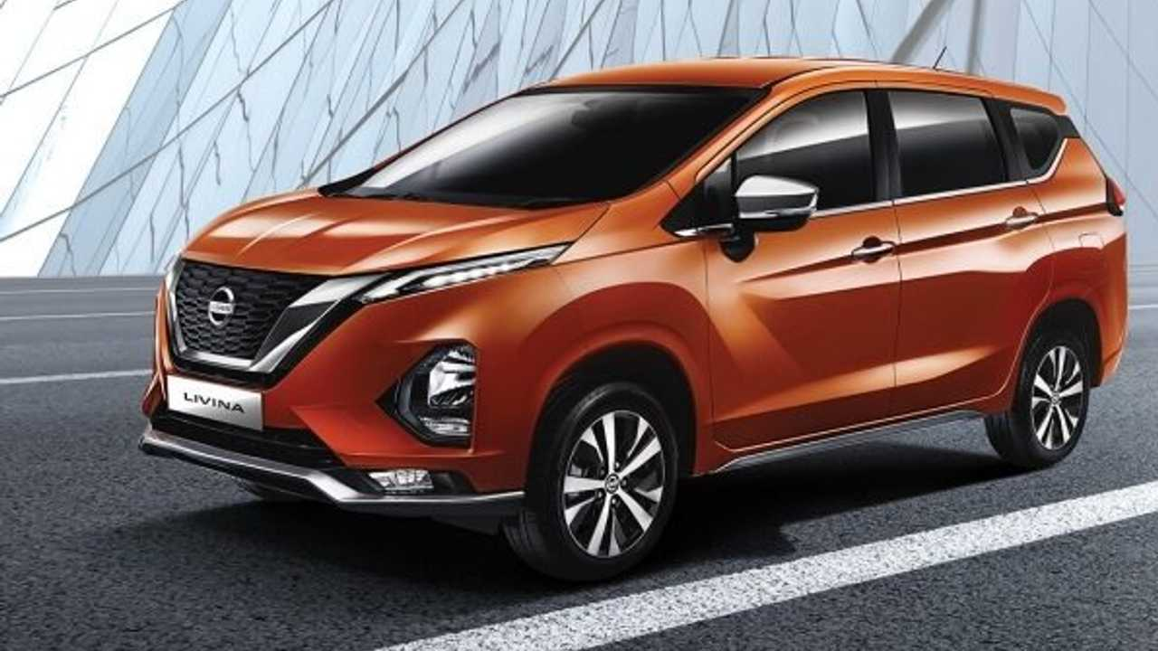 Nissan Livina 2019 (Indonésia)