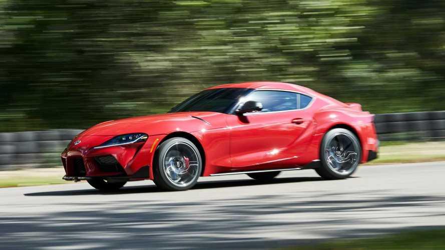 Toyota: az új Supra könnyedén futna 7:40-es köridőt a Nürburgringen