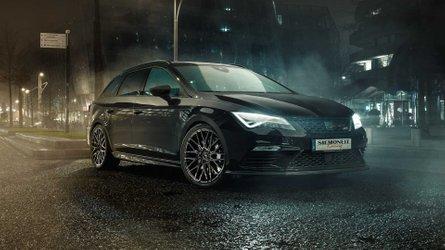 Tuner's SEAT Leon Cupra ST Makes An Insane Amount Of Power