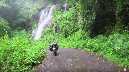 Rocking Riders: The Green Side Of India With GoPro Man