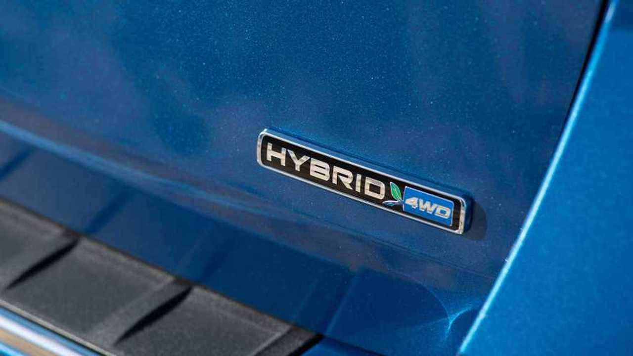 2019 Ford Explorer Hibrit
