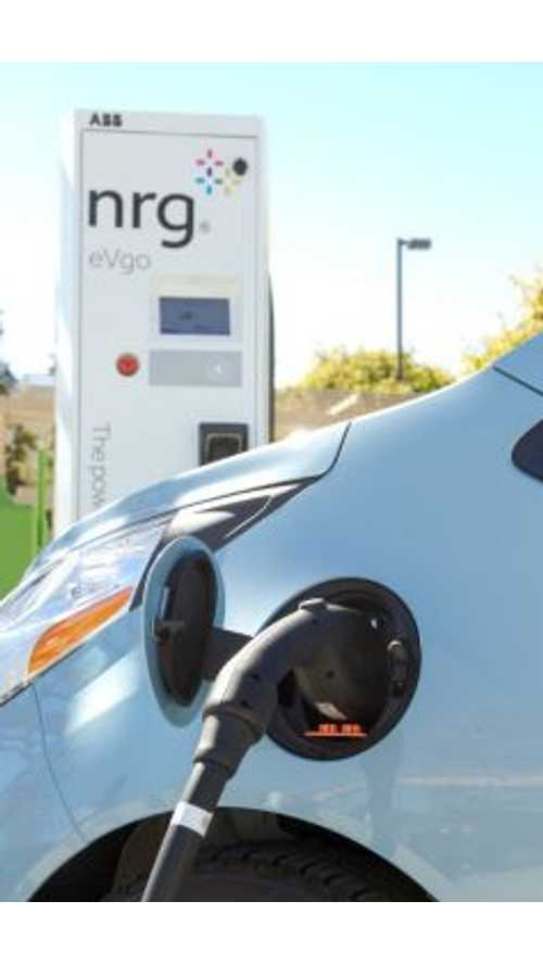 Official: 2014 Spark EV to Get DC Combo Fast Charge Option Starting in