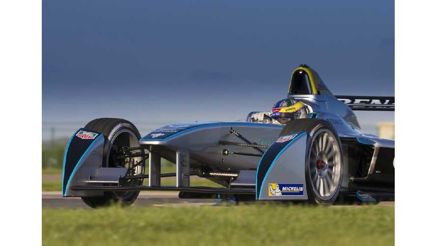 "Video: Formula E CEO Says the ""Roar is Over"" - Formula E is the ""Sound of the Future"""