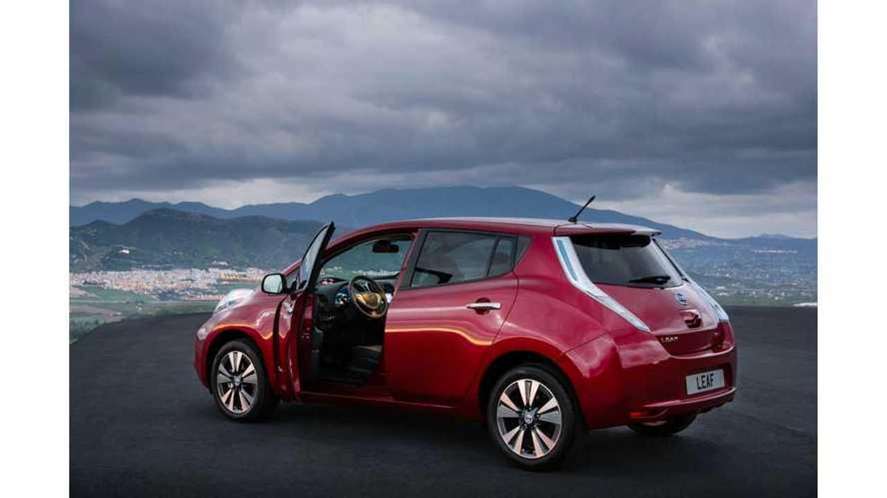 In September, Global Nissan LEAF Sales Hit Near-Record Levels; 1,565 LEAF Sold in Japan Alone