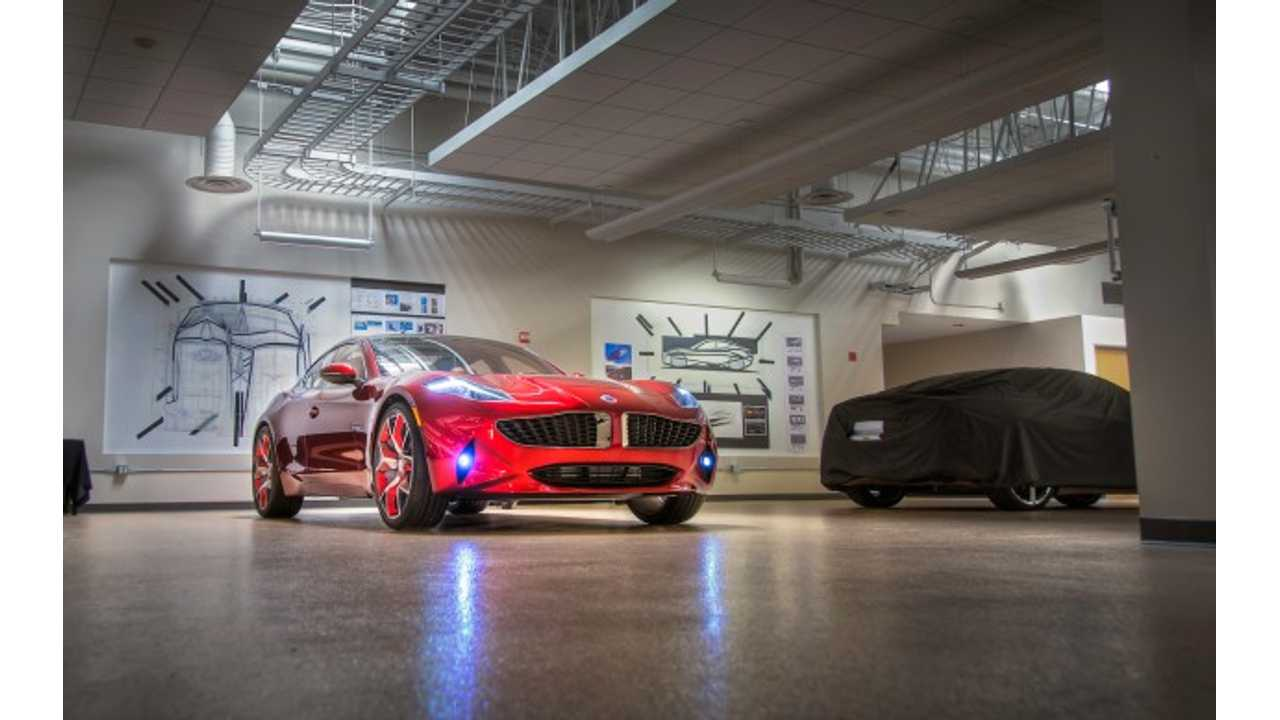 The Focus At Fisker Before The Bankruptcy Was Getting The New Atlantic Model Into Production In Delaware