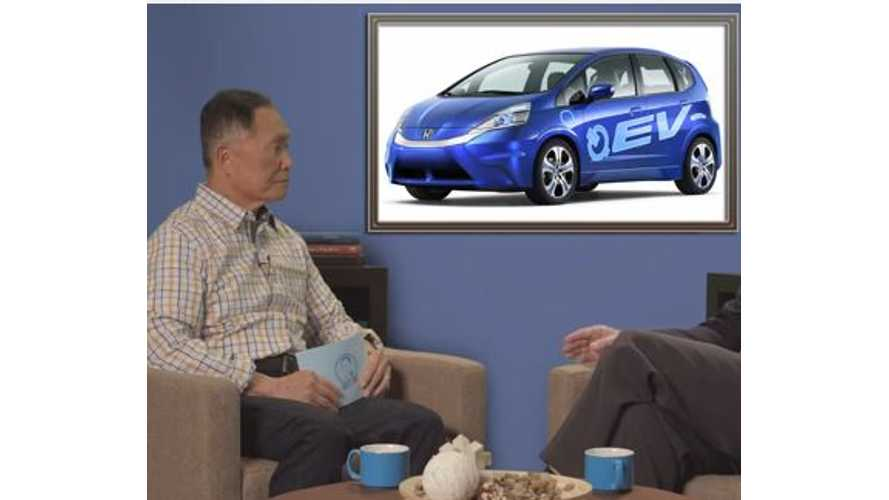 George Takei Discusses Electric Vehicles On Episode 12 Of Takei's Take - Video
