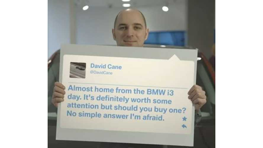 Video: BMW Invites Skeptic to Test Out i3