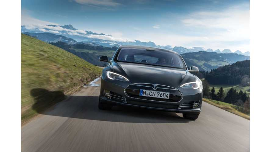 Romania 2013 Plug-In Sales:  The Tesla Model S Arrives In December