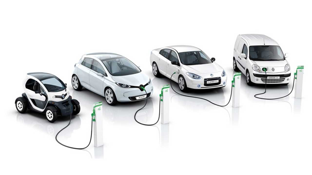 Paris, We've Got a Problem - Renault EV Sales Fall Off In January In Europe