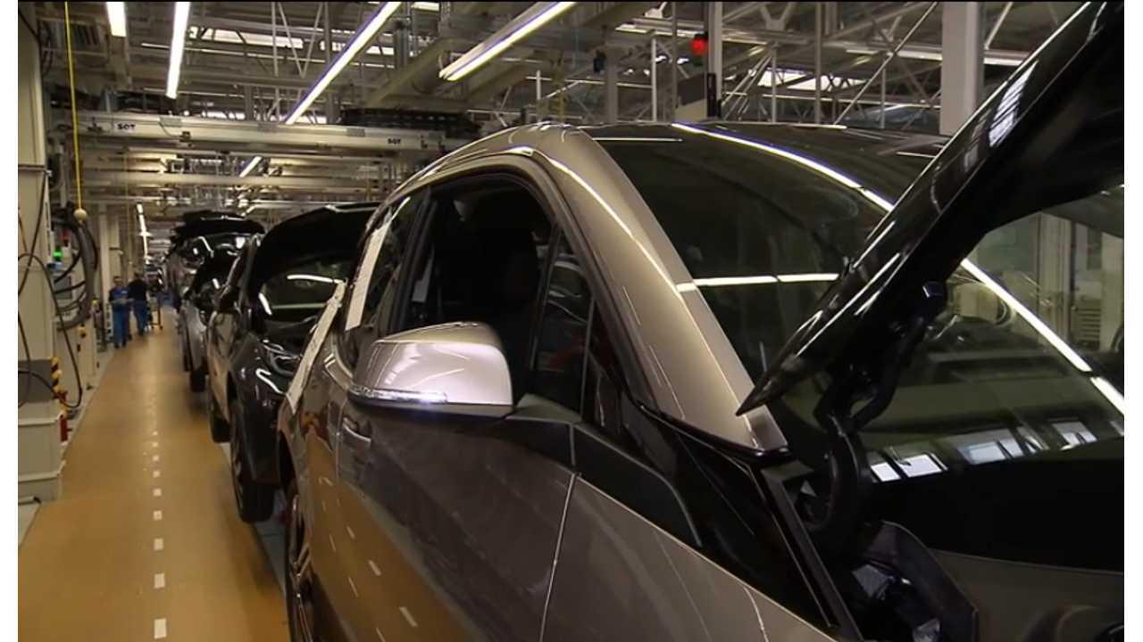 BMW Builds The Most Efficient
