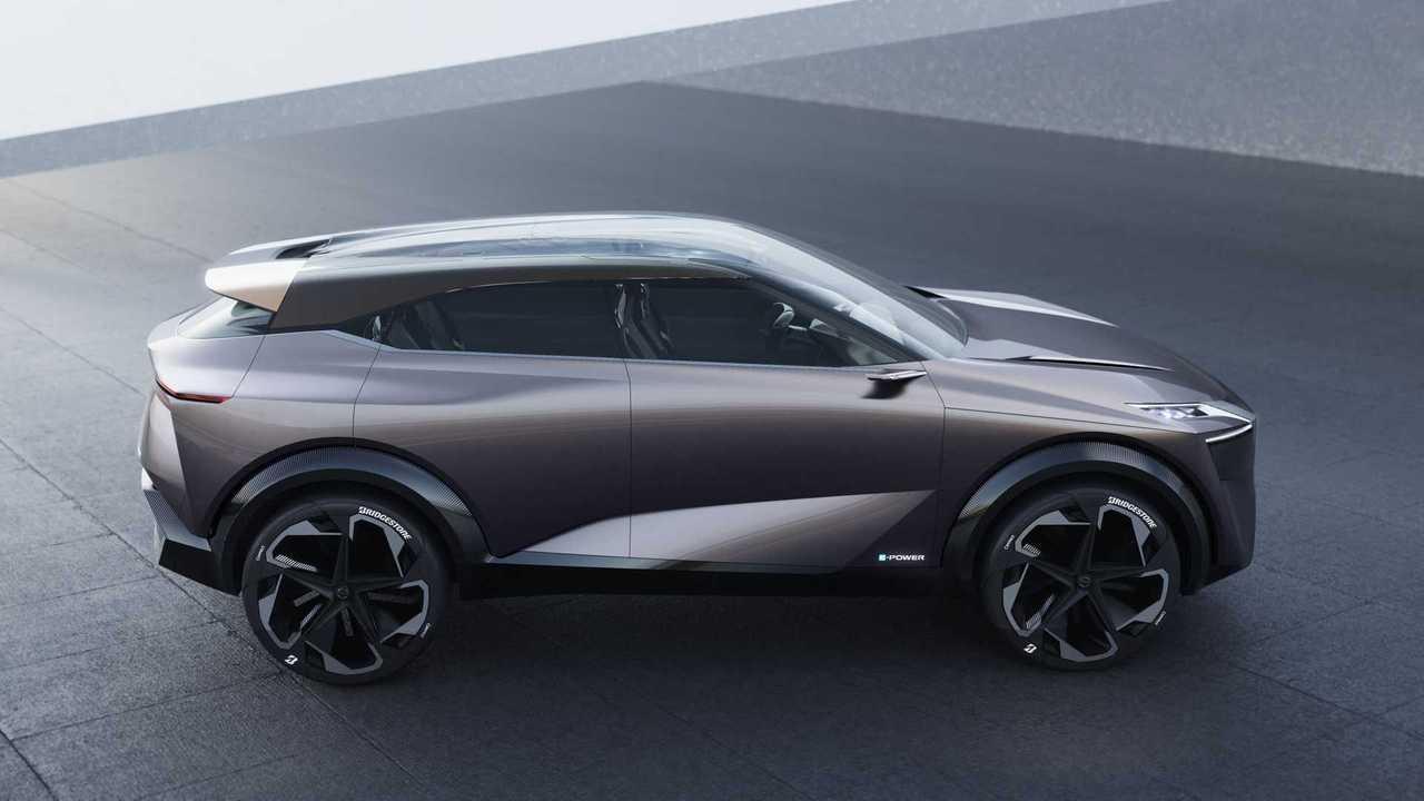 Концепт-кар Nissan IMQ