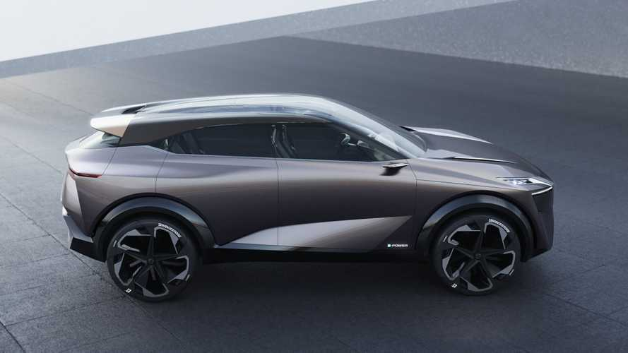 Больше «Арии»: Nissan выпустит еще один электрический вседорожник