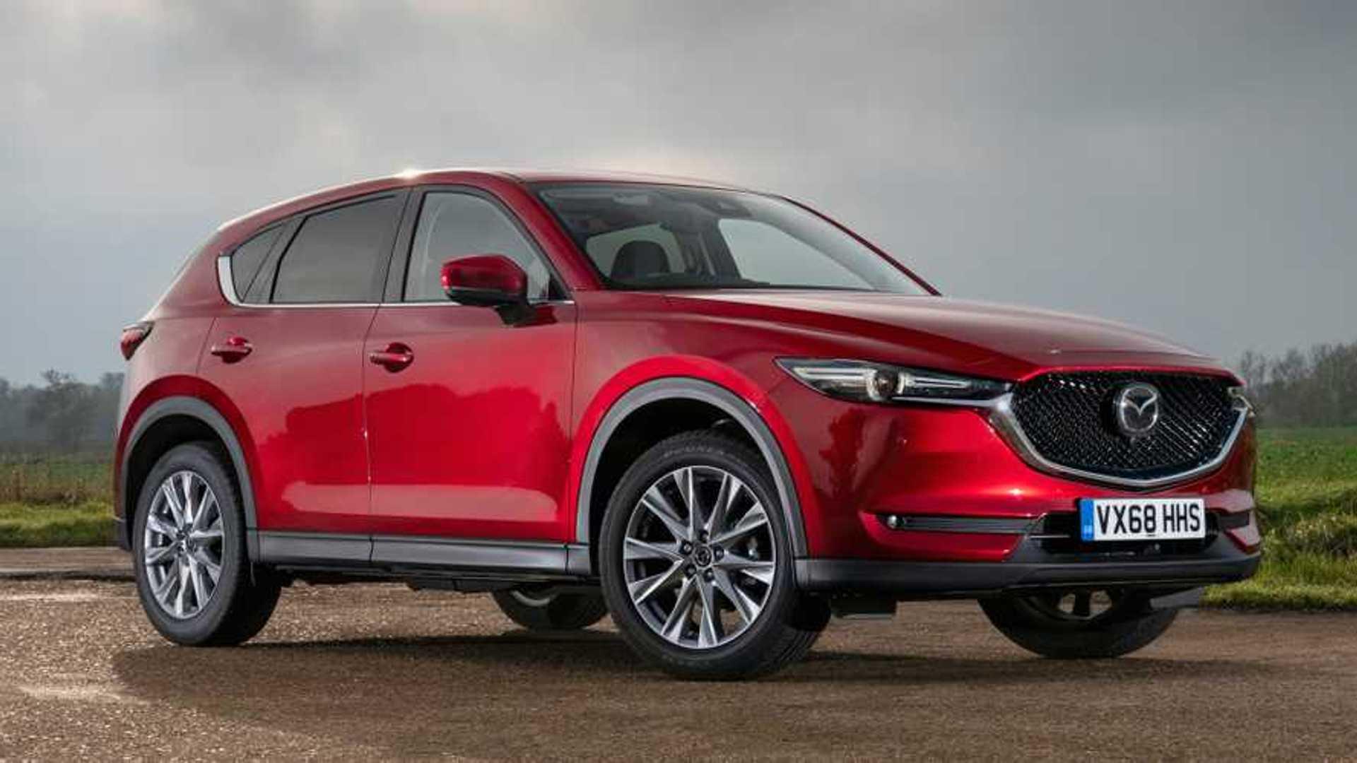 Kekurangan Mazda Cx 5 Top Model Tahun Ini