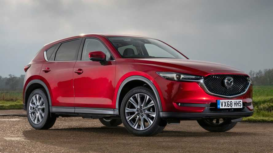 Mazda CX-5 SUV gets new range-topping trim for 2019