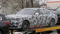 Rolls-Royce Ghost (2021) Erlkönig