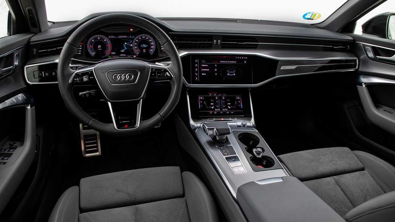 Audi A6 Avant 40 TDI S tronic