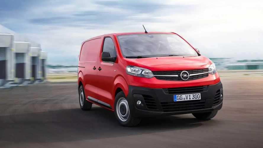 Opel Vivaro (2019)