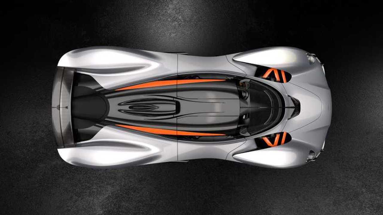 Aston Martin Valkyrie Designer specifikáció - Spirit