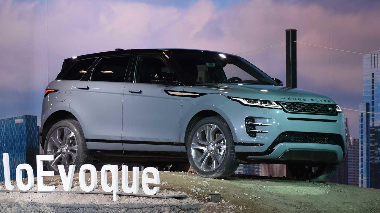 Range Rover Evoque 2020 - América do Norte