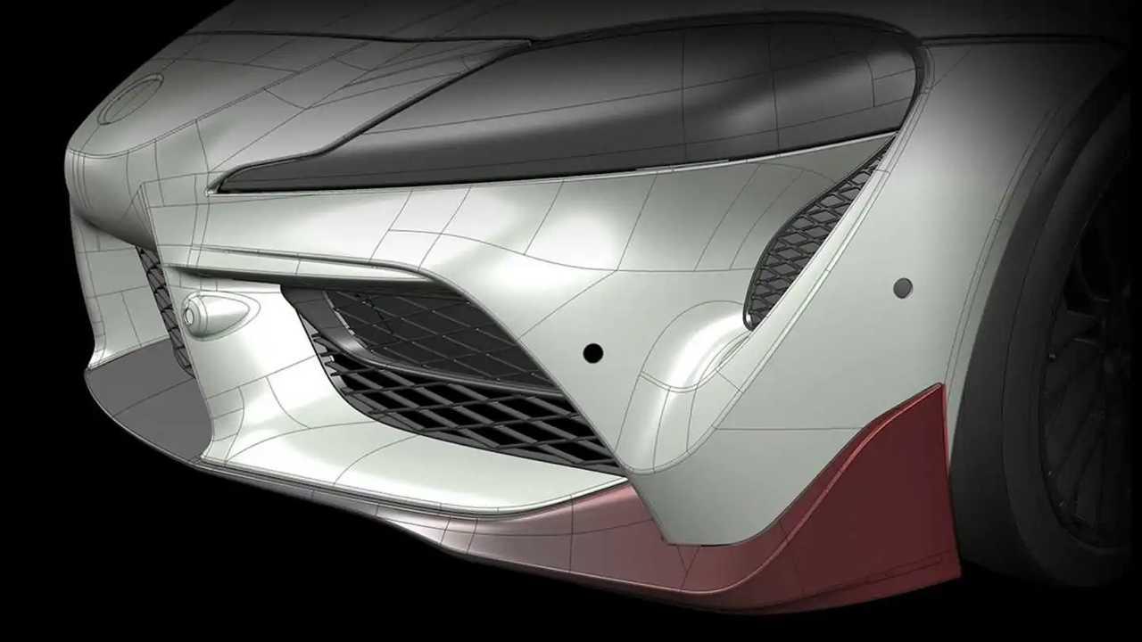 Toyota Supra Performance Line Concept TRD