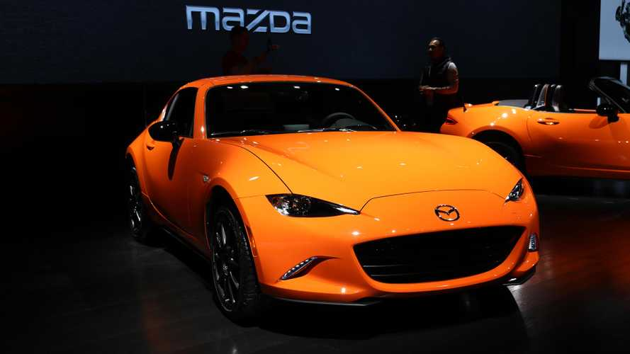 2019 Mazda MX-5 30th Anniversary Edition