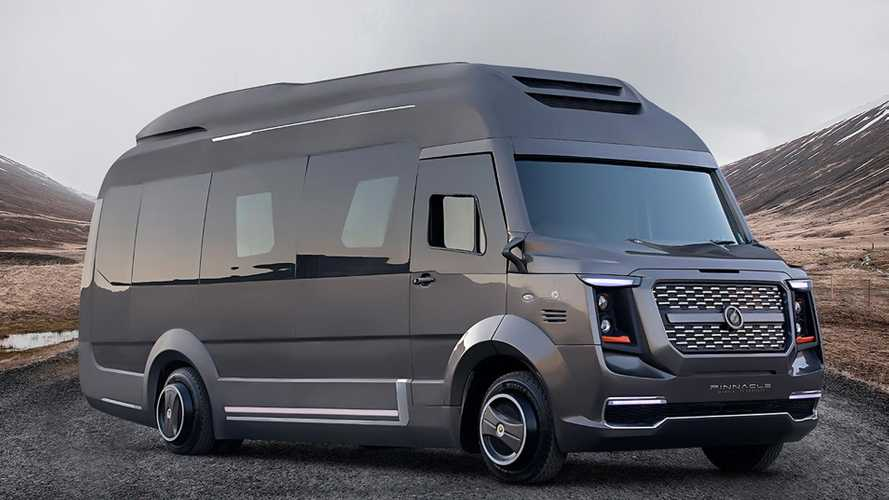 Pinnacle Finetza is the futuristic Indian motorhome you've never heard of