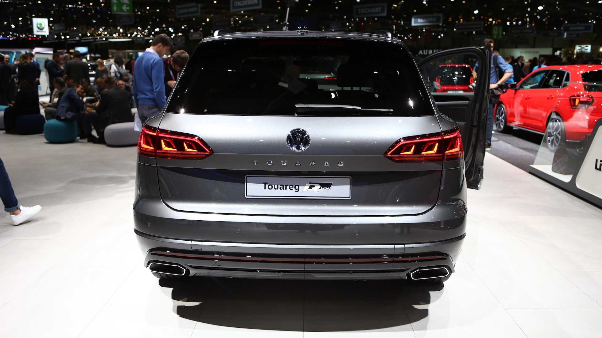 touareg v8 tdi arrives in geneva as most powerful vw on sale touareg v8 tdi arrives in geneva as