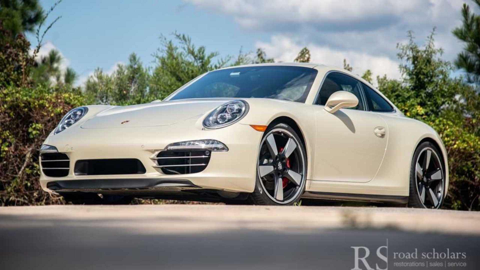 "[""CFS: Porsche 911 50th Anniversary Edition""]"