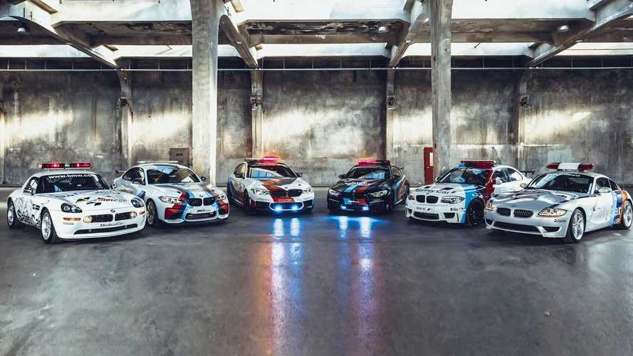 BMW relembra os 20 anos de Safety Cars da MotoGP