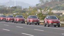 Récord Guinness de desfile de coches autónomos