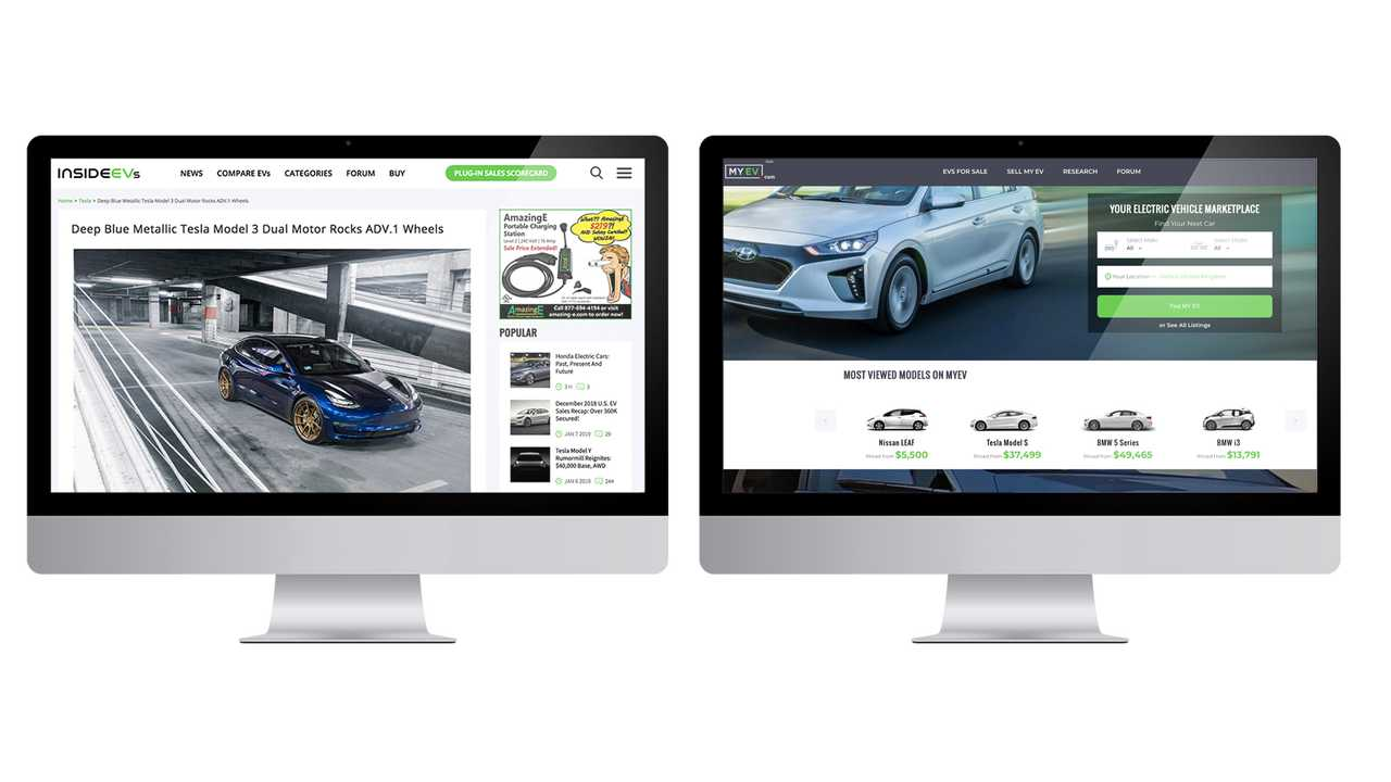 Motorsport EV Press Release Feature