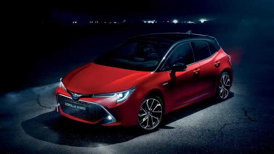 Toyota Corolla Hatchback Hybrid 2019