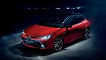 Новая Toyota Corolla Hatchback Hybrid