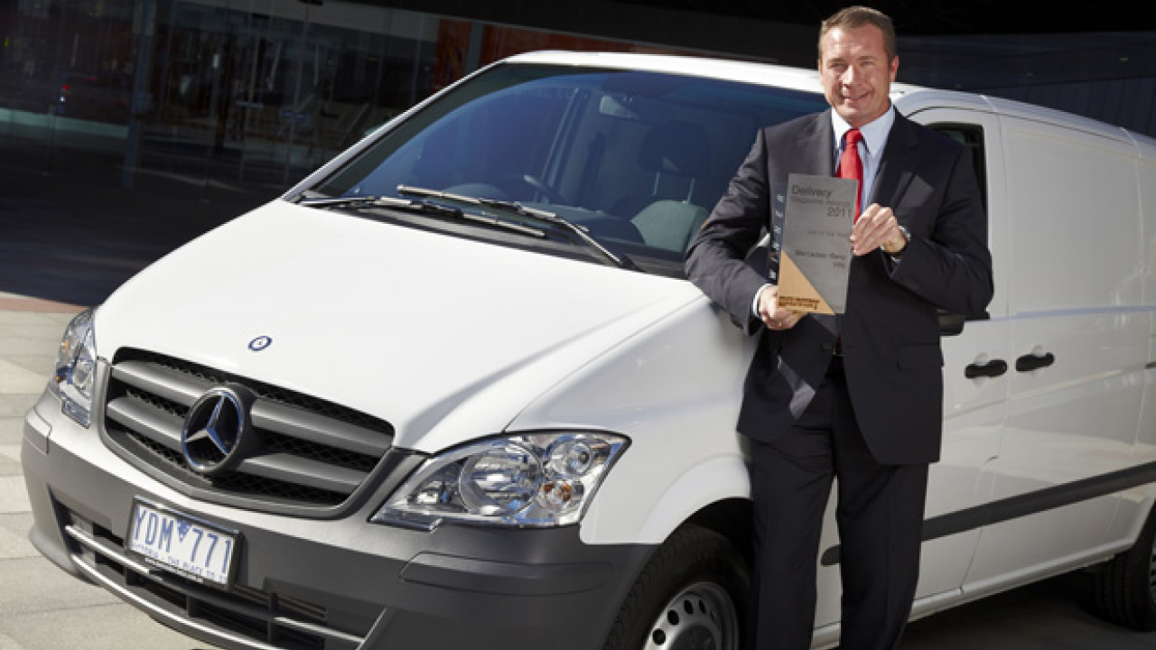 Mercedes Vito, the best in Australia