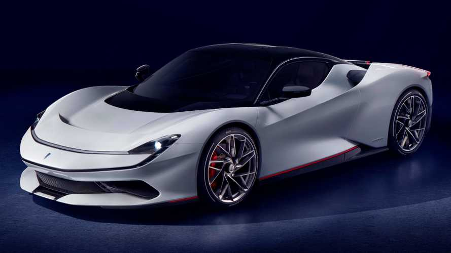 Pininfarina Battista to make its UK debut next week