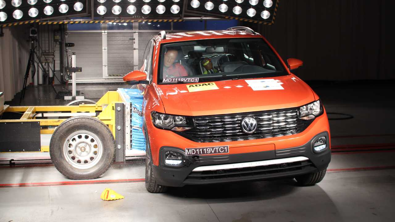 Volkswagen T-Cross - Latin NCAP