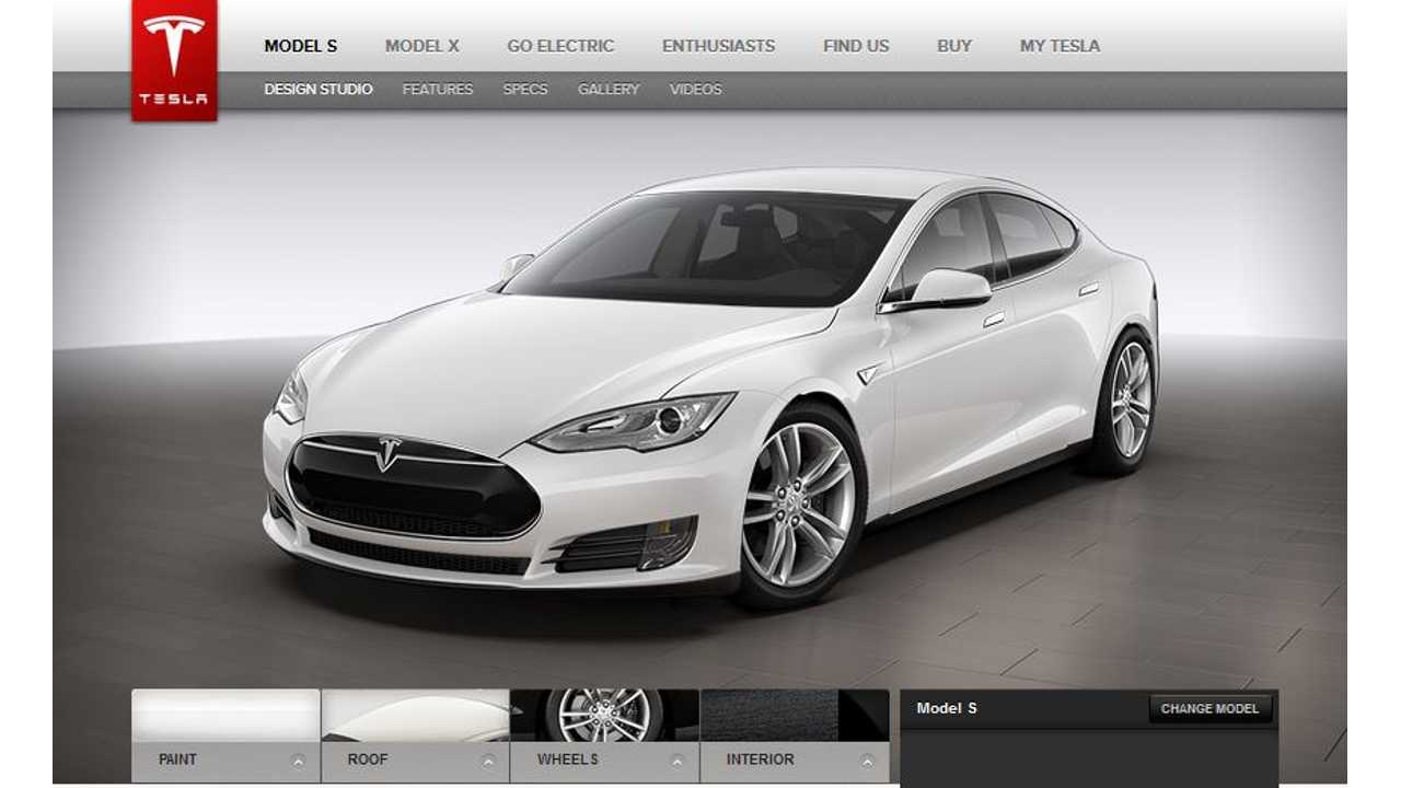 Tesla Model S Pricing Expected To Start At $95,000 USD In Australia