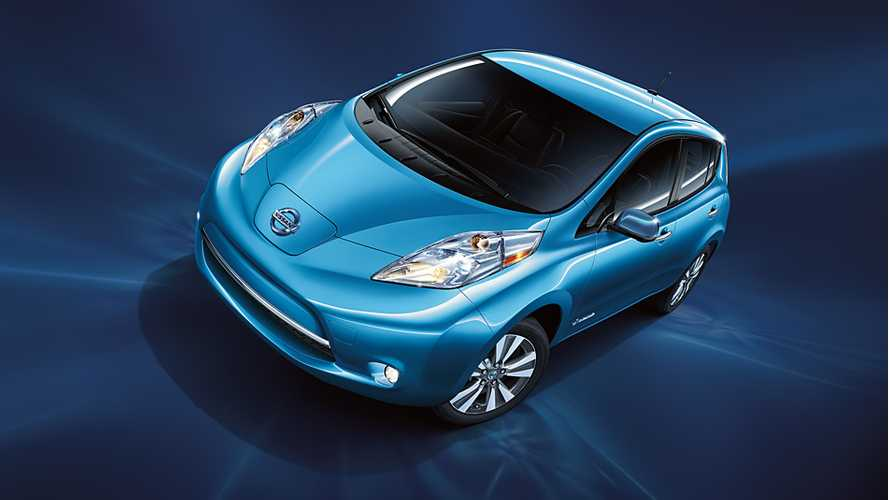 Nissan LEAF, VW e-up! & BMW i3 Lead Norway Electric Vehicle Sales in April