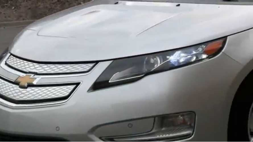 Chevrolet Volt Sales Flat In March