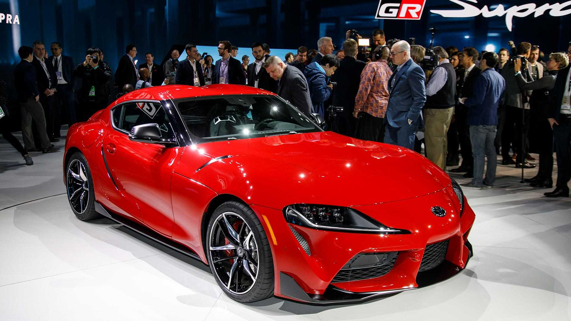 New Toyota Supra Price >> 2020 Toyota Supra Pricing Starts At 49 990 In U S