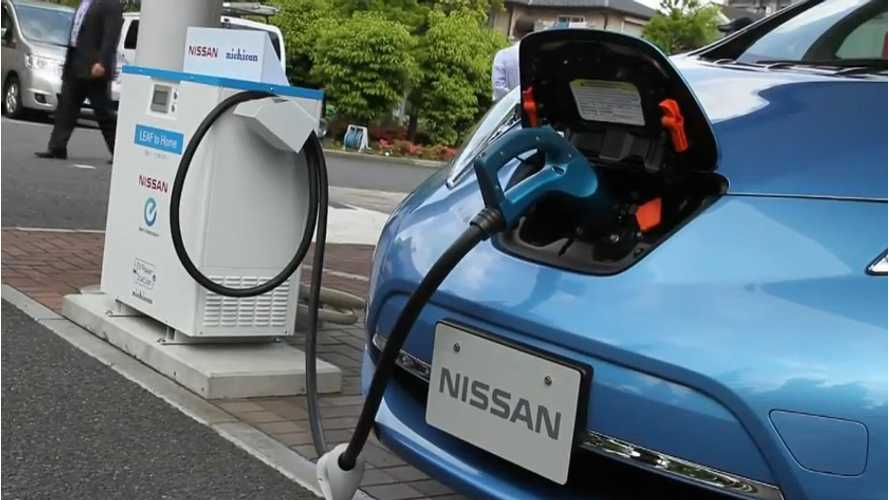 Nissan: EVs Can Help Communities Bounce Back After A Disaster