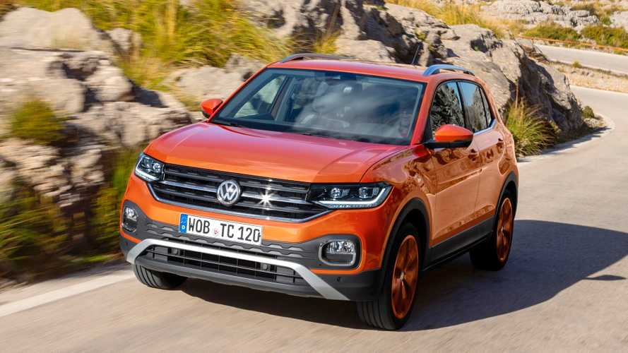 Volkswagen T-Cross 2019: estos son los precios para España