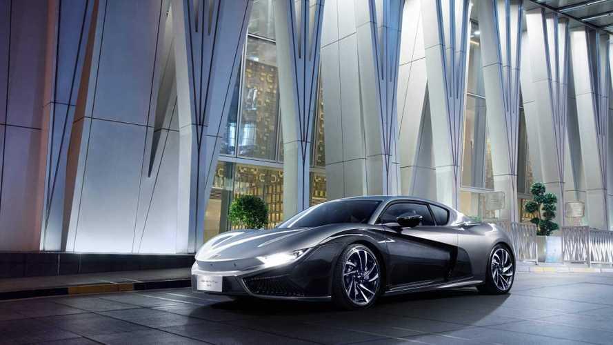 Qiantu K50: Elektrisch angetriebener Sportwagen aus China