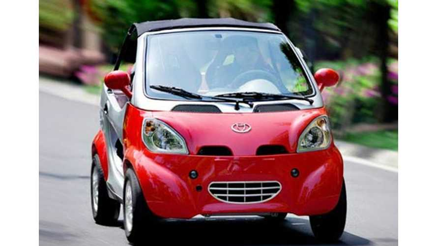 Chinese Automakers Invest Big Bucks on Tiny EVs