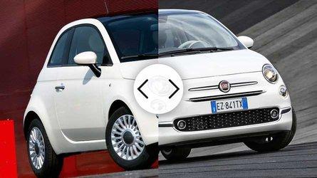 10 years challenge, le auto di oggi dieci anni fa